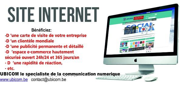 Les avantages d'un site internet - Agence Ubicom Burkina