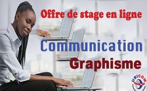 Offre de stage : UBICOM recrute des Stages en Web – Communication et Graphisme